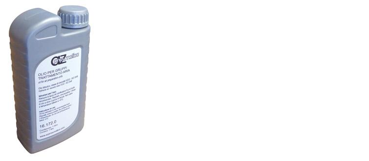 Olio per gruppi trattamento aria, ISO 3448 VG32 - barattolo 1 litro